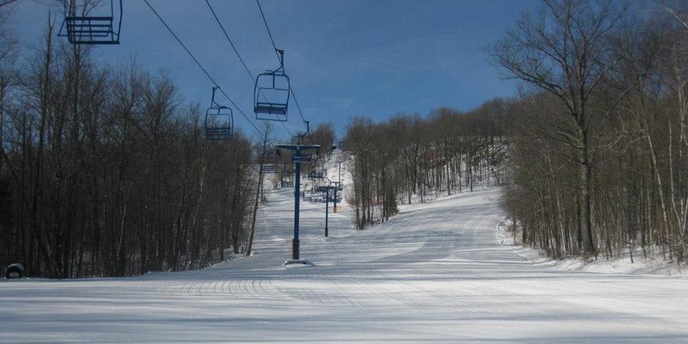 Christie Mountain Ski Wisconsin